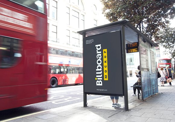 Free Billboards Mockups