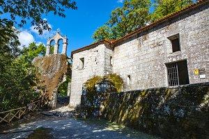Monastery of San Pedro de Rocas Oure