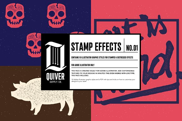 Stamp Effects