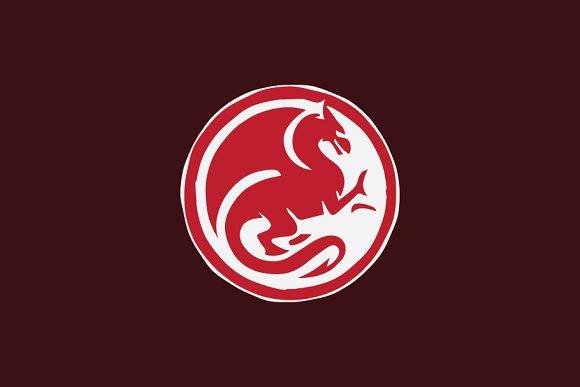 Dragon Fly Logo
