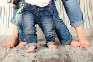 Barefoot family