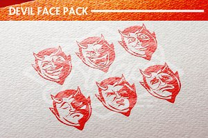 DEVIL FACE PACK