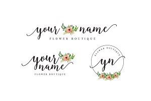 Flower Pramade Logo