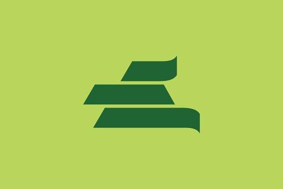 Letter Ae Logo
