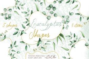 Eucalyptus Shapes