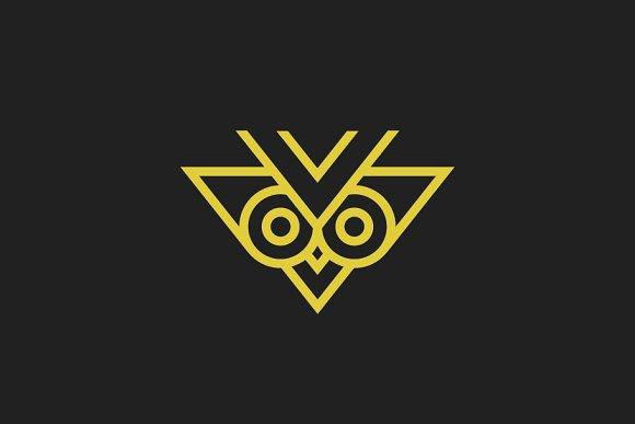 Owl Treangle Logo