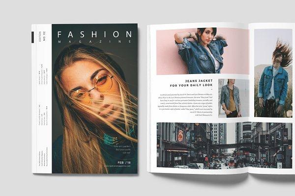 magazine templates rubirubiko fashion magazine - Design For Magazine