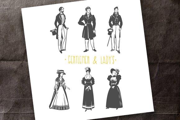 Gentlemen & Lady's
