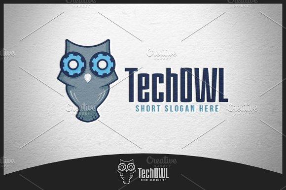 TechOwl Logo