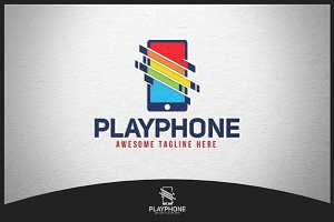 Playphone Logo