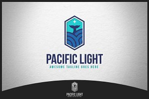 Pacific Light Logo