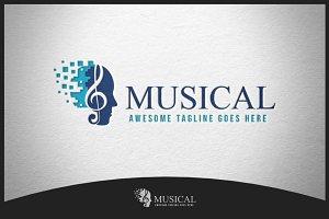 Musical Logo