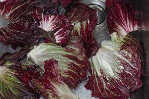 lettuce vegetables food