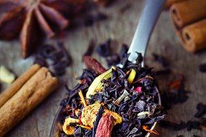 Ingredient for indian tea masala.