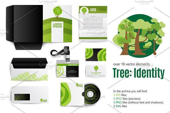 Sale Ecostyle Corporate Identity