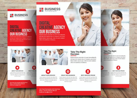 Smart Business Flyer