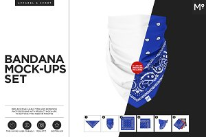 The Bandana Mock-up