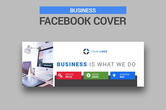 Business facebook cover facebook templates creative market business facebook cover facebook pronofoot35fo Gallery