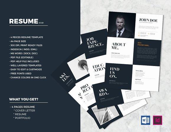 Luxury Resume