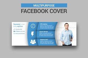 Multipurpose Facebook Covers - SK