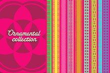 Ornamental set