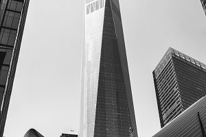 New York world trade center.