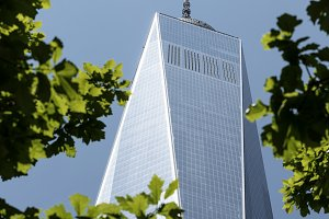 New York world trade center.