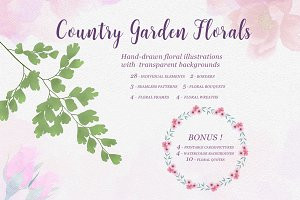 Country Garden Florals