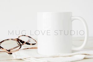 Mug Styled Stock Photo | 01