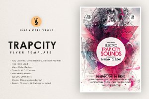 Electro Trap City