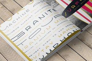 Lightyear Typeface