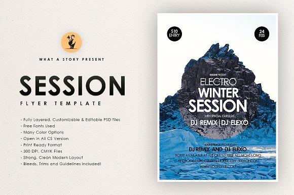 Electro Winter Session