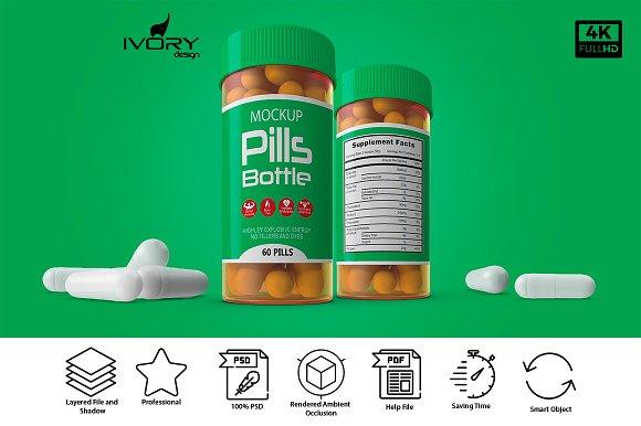 Download Pills Botle