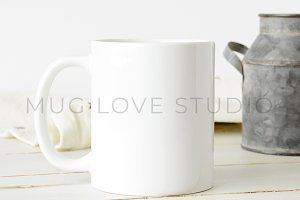 Mug Styled Stock Photo | 02