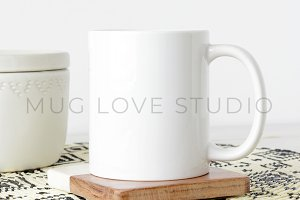 Mug Styled Stock Photo | 03