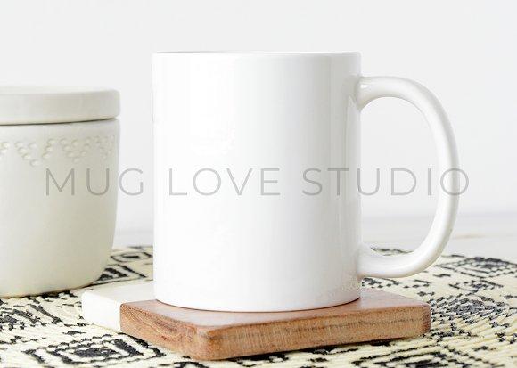 Mug Styled Stock Photo | 03