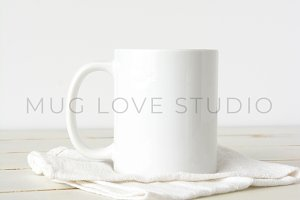 Mug Styled Stock Photo | 04