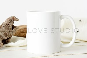 Mug Styled Stock Photo | 05