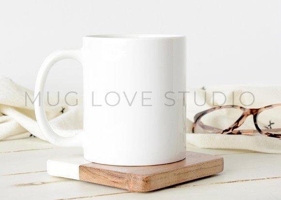Mug Styled Stock Photo | 06