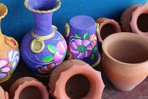 Vases, Chitre, Panama
