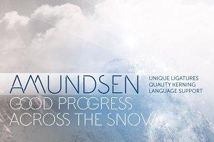 Amundsen Font