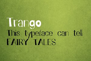Trango Font
