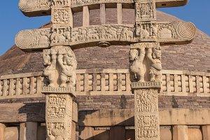 Ancient Great Stupa