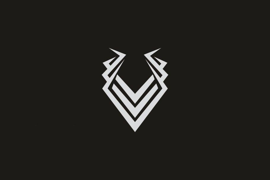 Letter V Logo Logo Templates Creative Market