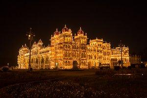 Mysore castle