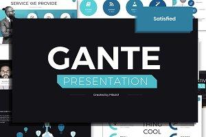 Gante - Powerpoint Template