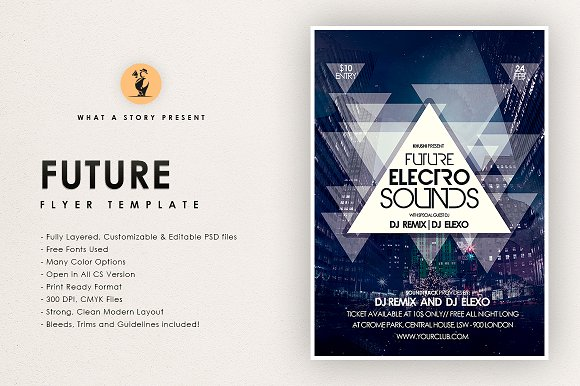 Electro Future Sounds