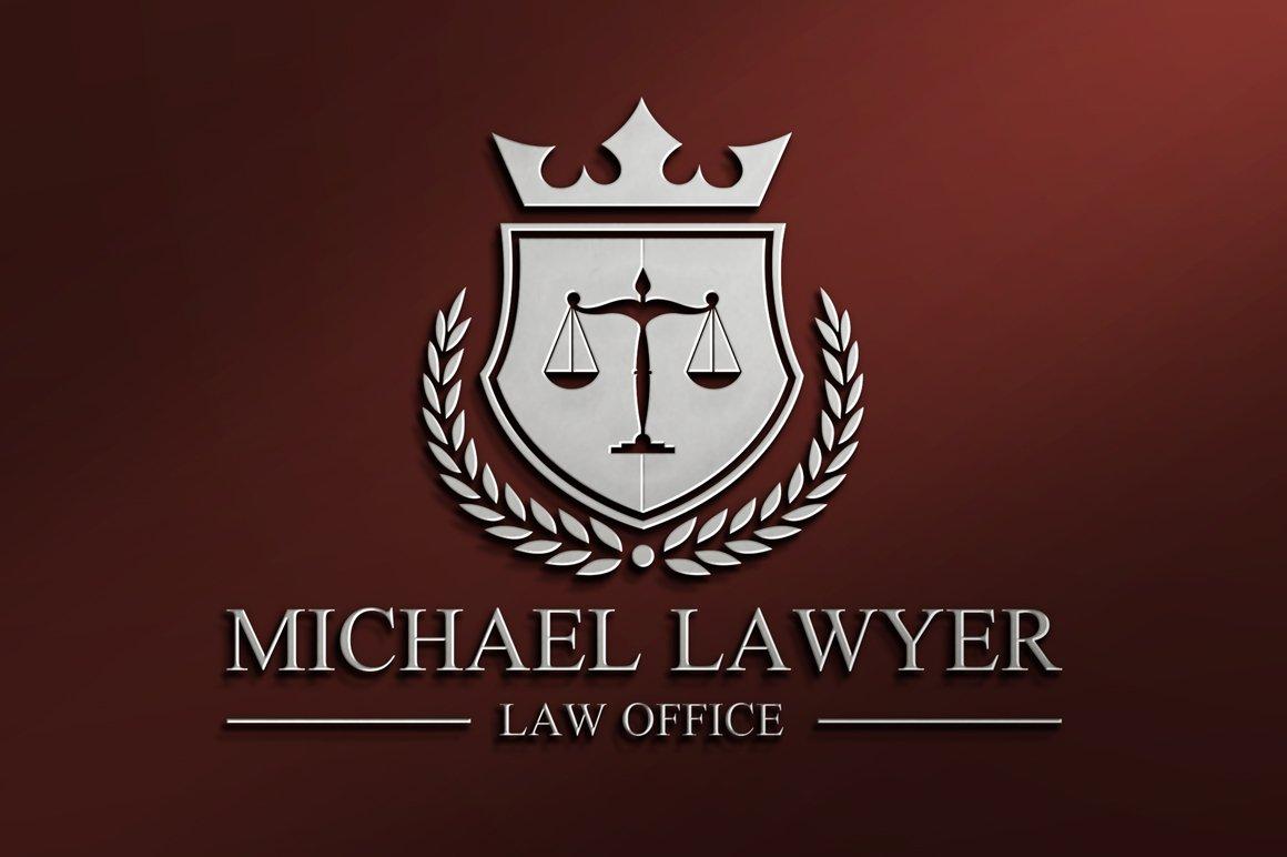 Law Firm Logo Template ~ Logo Templates ~ Creative Market
