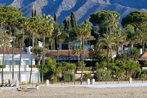 Costa del Sol in Marbella Spain