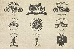Motor signs